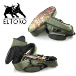 Camo Padded Pistol Crossbow Carry Case